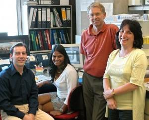 Hoogeveen lab group