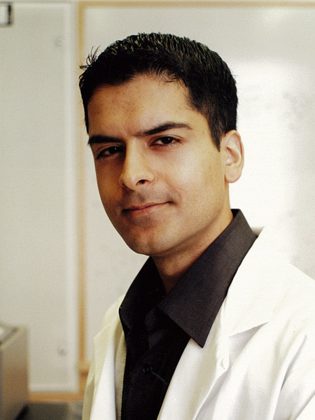 Samie Jaffrey, PhD, at Weill Medical College of Cornell University, FRAXA research grant