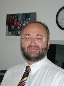 Graeme Bilbe, PhD
