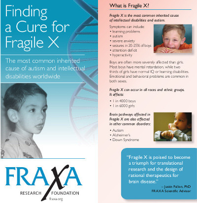 FRAXA Research Foundation brochure
