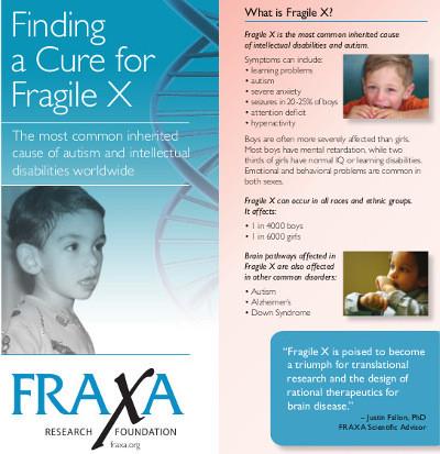 FRAXA Research Foundation brochure
