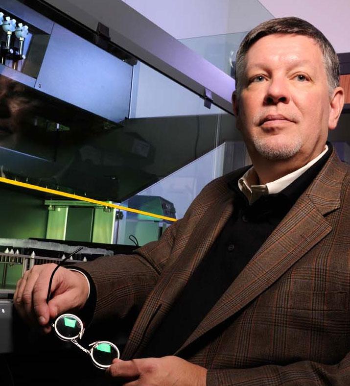Stephen Warren, fragile X researcher