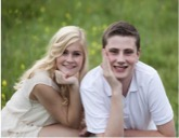 Courtney and Lucas Clark