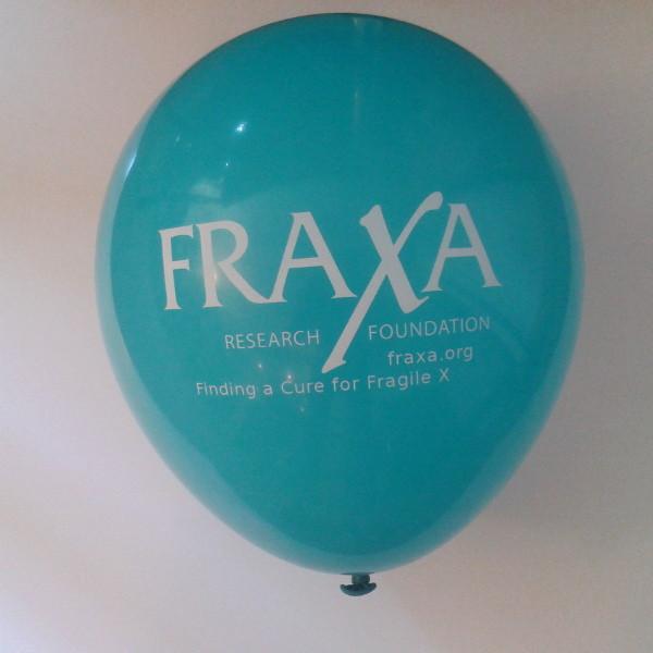 FRAXA balloons 10-pack