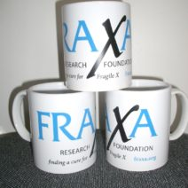 FRAXA coffee mug