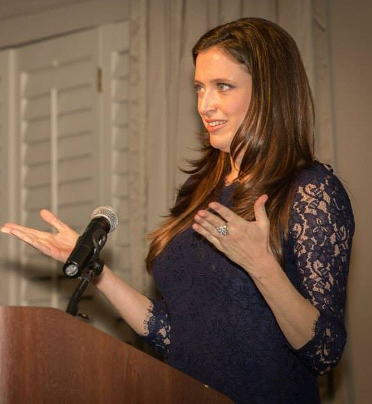Elizabeth Higgins Clark at the FRAXA Fall X Ball