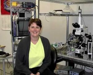 Kimberly Huber, Ph.D.