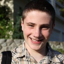 Lucas Clark has Fragile X syndrome