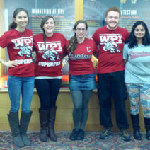 Fragile X Student teams at WPI help FRAXA Research Foundation