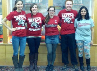 Fragile X Student teams at WPI help FRAXA Research Foundation