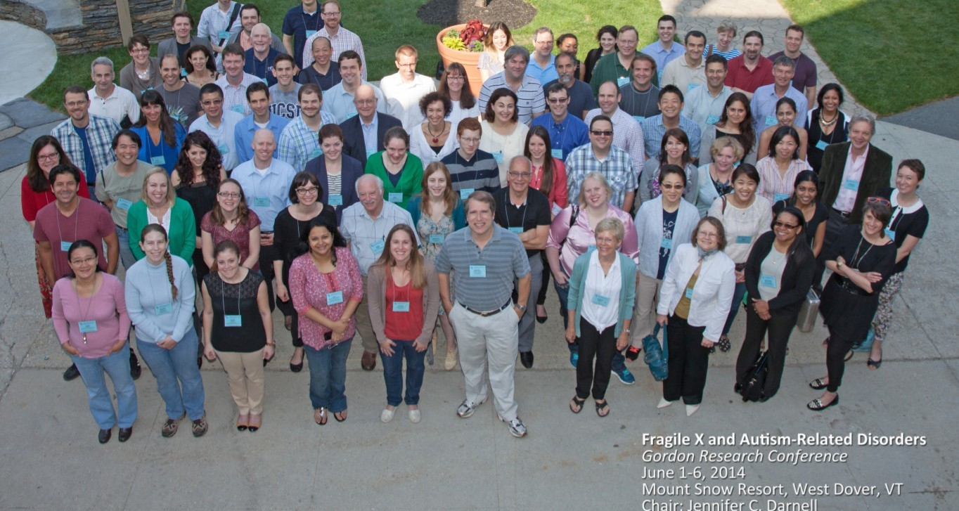 FRAXA Research Foundation - Fragile X and Autism Gordon Research Conference