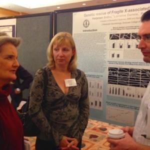 Fragile X Research - Drs. Randi Hagerman, Irina Ethell, Robert Bauchwitz