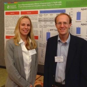 Dr. Tori Schaeffer, Dr. Craig Erickson