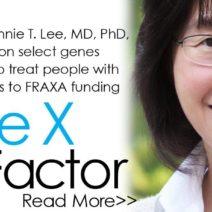 Jeannie Lee - Fragile X researcher