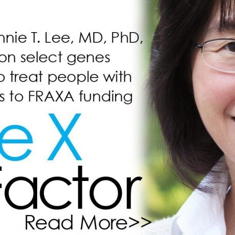 Jeannie Lee - Fragile X researcher