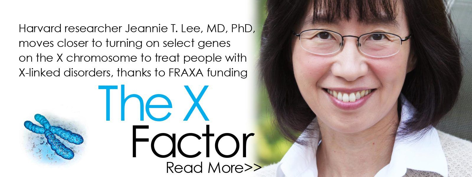 The X Factor – Turning on X Chromosome Genes to Treat X-linked Disorders