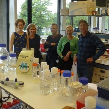 Frank Kooy lab
