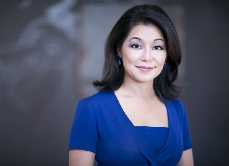 Janet Wu, photo by Christopher Huang