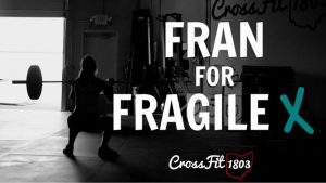 FRAN for fragile X