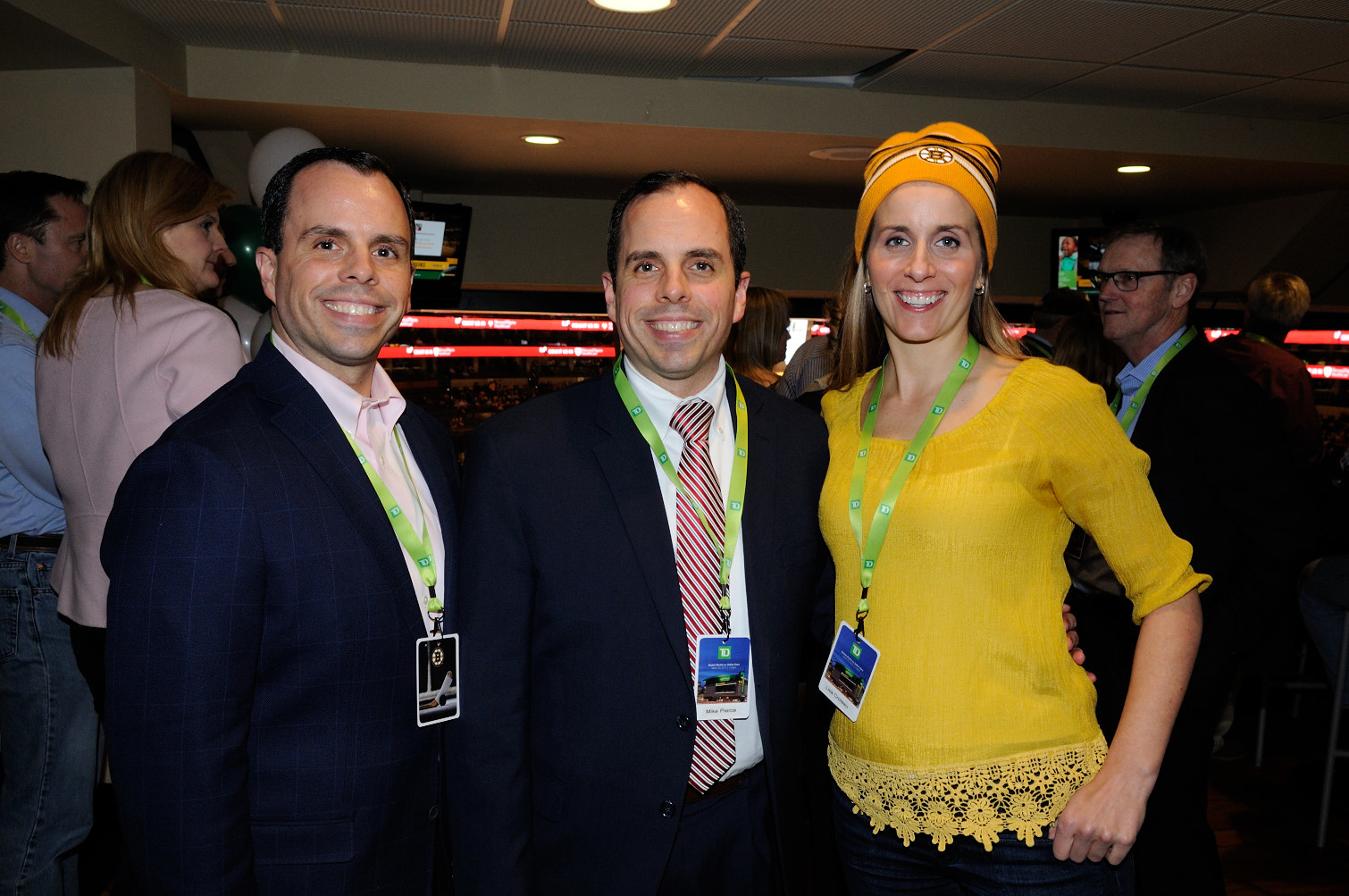Td Bank Invites Friends Of Fraxa To Watch The Bruins Fragile X
