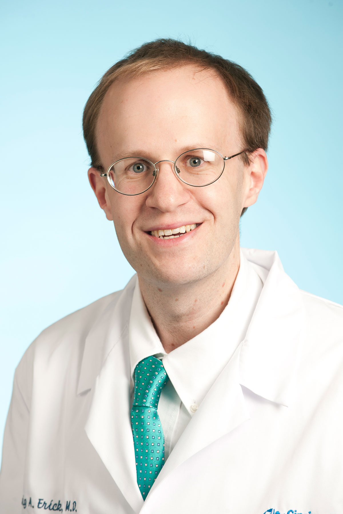 Craig Erickson, MD, Cincinnati Children's Hospital
