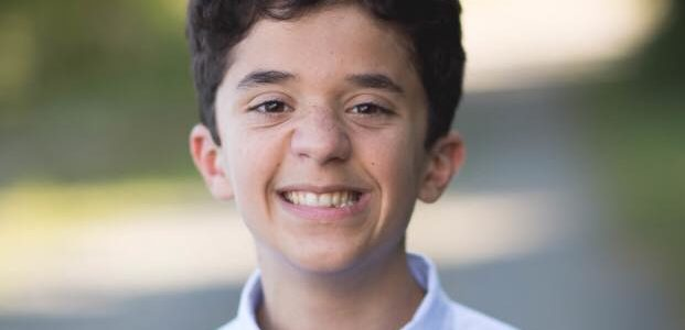 Zack Miraglia, 15, of Danvers, MA