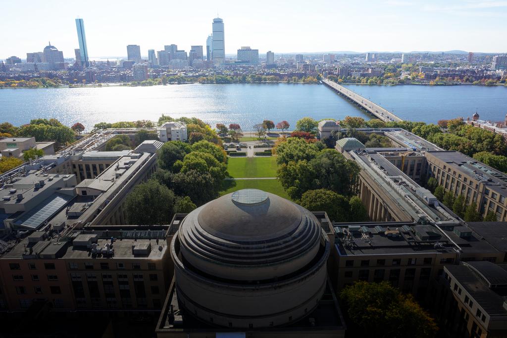 Kresge Oval at MIT