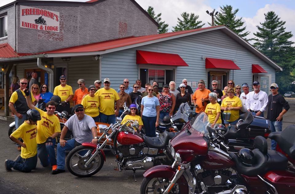 Poker Run for Fragile X