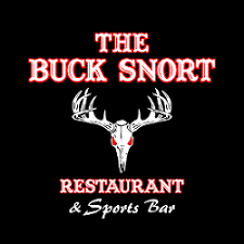 The Buck Snort restaurant and sports bar