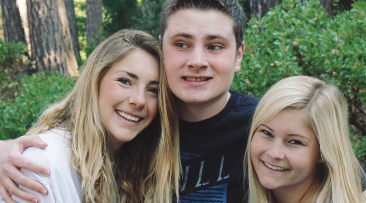 Lucas Turned 21, Yet Not Much has Changed – Clark Family Campaign