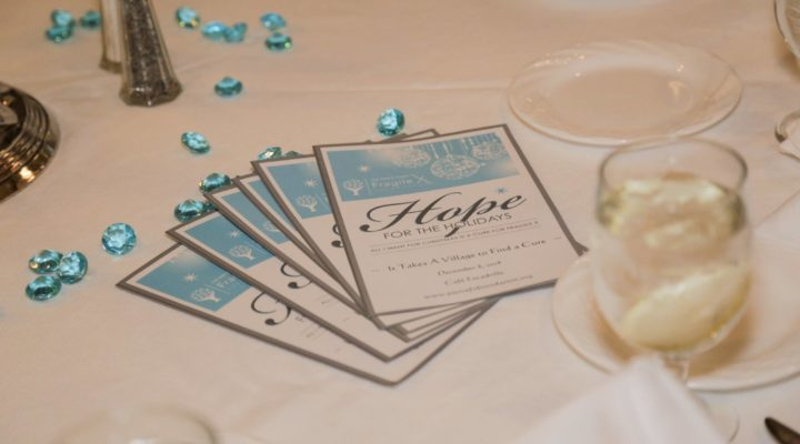Hope for the Holidays Gala Helps Advance Fragile X Research