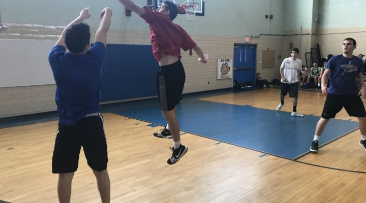 Boys Basketball Fundraiser Kicks Off The Season of Giving