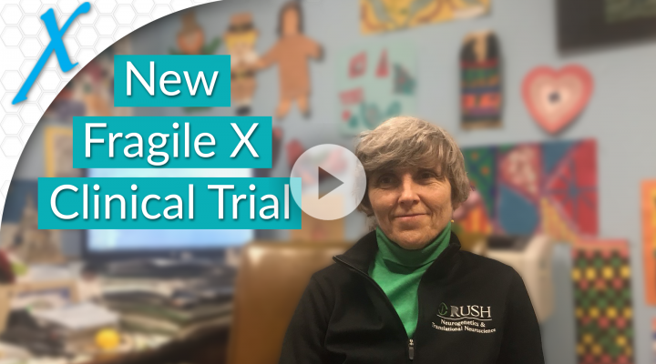 Fragile X Clinical Trial of New PDE4D Inhibitor from Tetra