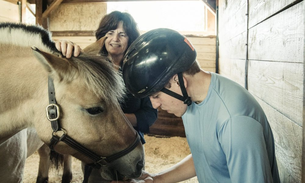 Katie Andy horse