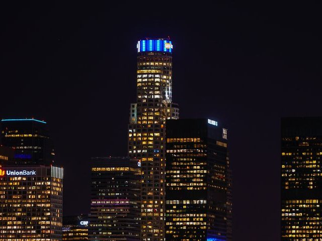 USbank Tower in Los Angeles
