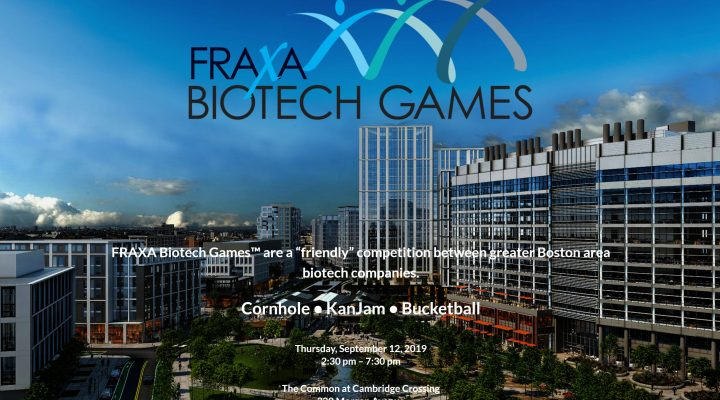 FRAXA Biotech Games™ 2019