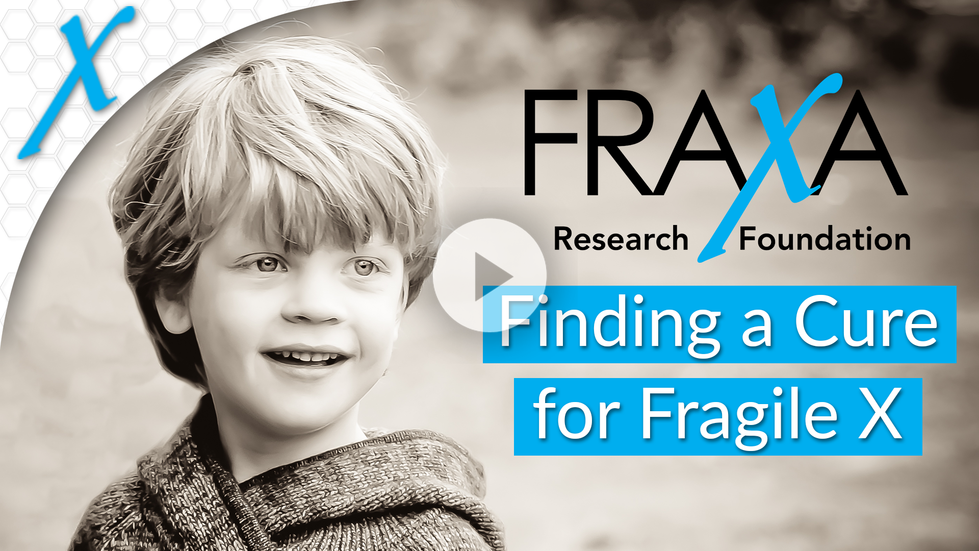 Finding a Cure for Fragile X