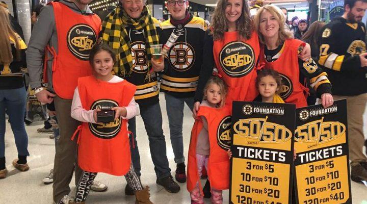FRAXA Night at the Boston Bruins Game