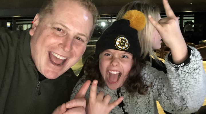 Boston Bruins Fans and Volunteers raise $18,500 for Fragile X Research