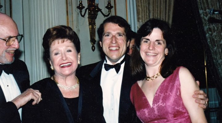 A Tribute to Mary Higgins Clark