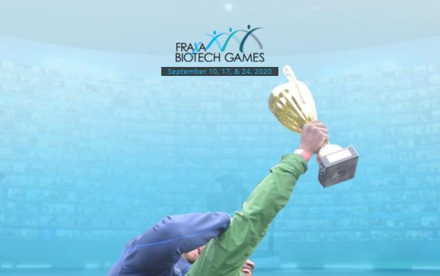 FRAXA Biotech Games™ 2020